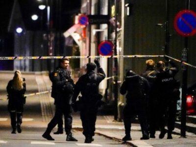 Ataque con arco y flechas en Noruega apunta a atentado terrorista