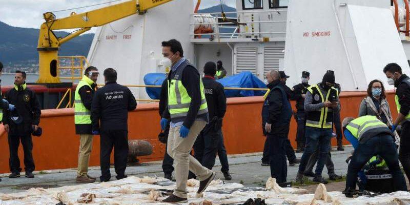 Autoridades capturaron pesquero venezolano con 4 toneladas de cocaína
