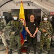 """Colombia capturó a alias """"Otoniel"""", jefe del Clan del Golfo"""
