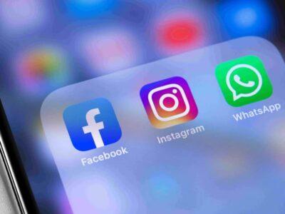 Facebook, Instagram y WhatsApp registran caída mundial