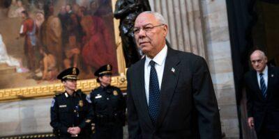 Falleció exsecretario de Estado de EE.UU. Colin Powell por Covid-19