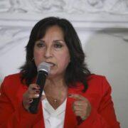 Fiscalía de Perú incluyó a vicepresidenta en caso de lavado de dinero