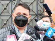 Justicia de Perú prohíbe la salida del país al embajador en Venezuela