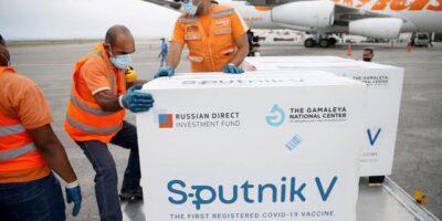 Venezuela recibe 822.840 dosis de la vacuna Sputnik-V
