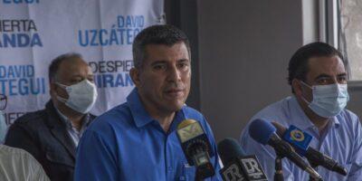 Uzcátegui considera que lidera las encuestas en Miranda