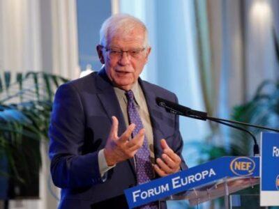 """Borrell sostiene que opositores """"quieren dinamitar la misión de observación de la UE"""""""