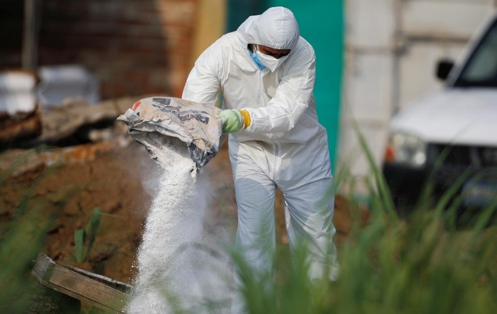 La vivienda de Osorio acaparó la atención de El Salvador tras conocerse que pueden haber más de 40 cuerpos enterrados