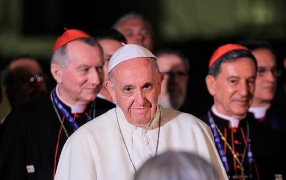 El Papa pidió la creación de leyes en favor del medioambiente