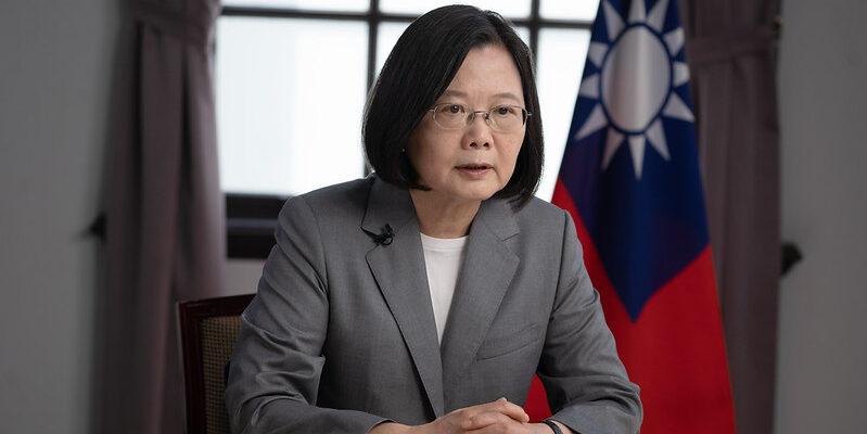 Taiwán defenderá su sistema democrático ante la amenaza de China